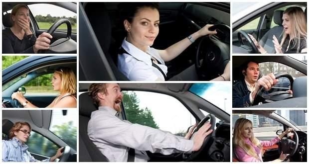 Техника вождения автомобиля для начинающих